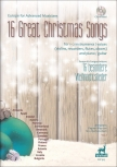 16 Great Christmas Songs Vol. 2- Europe for Advanced Musicians - Sopranflöte, Gitarre, Klavier und CD