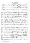 Bach, Johann Sebastian - Fuge A-dur -  BWV 864 - SAB