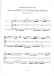 Bach, Johann Sebastian - Bach für zwischendurch - AAB