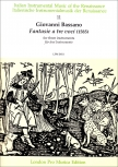 Bassano, Giovanni - Fantasie a tre voci  - STB