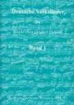 Deutsche Volkslieder Band 1 -   Blockflöten-Quartett SATB