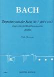 Bach, Johann Sebastian - Tanzsätze aus der II. Orchestersuite - BWV 1067 AATB