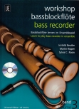 Ensemble Dreiklang - Workshop Bassblockflöte Vol.3 - (mit CD)