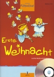 Ertl, Barbara - Erste Weihnacht - 1 - 2 Sopranblockflöten + CD