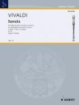 Vivaldi, Antonio - Sonata F-dur - Altblockflöte und Basso continuo