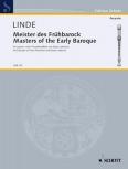 Castello / Selma / Montalbano - Meister des Frühbarock - Sopranflöte und Basso continuo