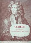 Corelli, Arcangelo - Zwölf Sonaten op. 5 / 1-2 - Altblockflöte und Basso continuo
