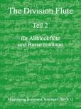 The Division Flute - Teil 2 Altblockflöte und Basso continuo
