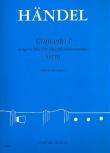 Händel, Georg Friedrich - Concerto 1 - Sn/SATTB