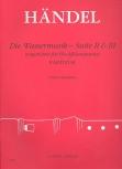 Händel, Georg Friedrich - Wassermusik - Suiten II & III - SATB