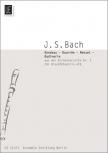 Bach, Johann Sebastian - Orchestersuite , h-moll