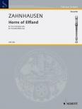 Zahnhausen, Markus - Horns of Elfland - Tenorblockflöte solo