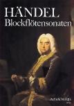 Händel, Georg Friedrich - Blockflötensonaten - Altblockflöte und Basso continuo
