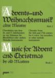 Advents-u. Weihnachtslieder alter Meister 2 - Blockflötenquartett SATB