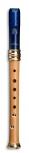 Sopranblockflöte Mollenhauer 1119B Adri's Traumflöte, Kunststoffkopf, barocke Griffweise