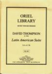 Thompson, David - Latin American Suite - SAATB