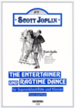Joplin, Scott - Entertainer - Sopranblockflöte und Klavier