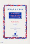 Grainger, Percy Aldridge - Shepherd's Hey - SSAT und Klavier
