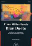 Müller-Busch, Franz - Blue Duets - Sopran- und Altblockflöte