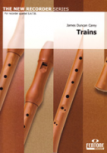 Carey, James - Trains - SATB