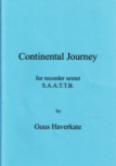 Haverkate, Guus - Continental Journey - SAATTB