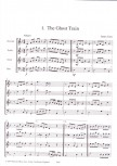 Carey, James - At The Fair - SATB