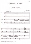 Carey, James - Mississippi Pictures - SATB