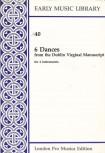 Dublin Virginal Book - 6 Tänze - SATB