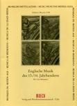 Englische Musik aus dem 13. und 14. Jahrhundert - AATT / AAAT / TTBB