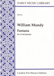 Mundy, William - Fantasia - SSATB