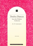 Philidor Collection - Twelve Dances - SSSTTB / SSATTB / SSSATB