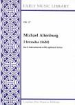 Altenburg, Michael - 2 Intradas - SSATTB
