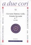 Grillo, Giovanni Battista - Sonata Seconda a 7 - SSATBBB
