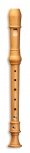 soprano recorder Mollenhauer 5107 Denner, pearwood