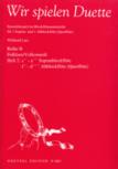 Lutz, Willibald (Hrg.) - Wir spielen Duette - Reihe B Heft 2  SA