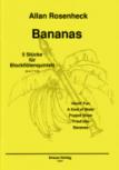 Rosenheck, Allan - Bananas - SATTB