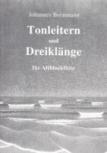 Bornmann, Johannes - Tonleitern und Dreiklänge für Altflöte -