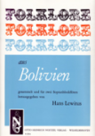 Folklore aus Bolivien - 2 Sopranblockflöten
