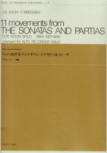 Bach, Johann Sebastian - 11 Sätze aus den Sonaten und Partiten - Altblockflöte solo