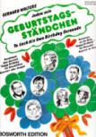 Wolters, Gerhardt - Jedem sein Geburtstagsständchen 1 - SATB