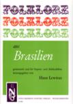 Folklore aus Brasilien - Sopran- und Altblockflöte