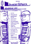 Duncan, Reid/Carr, Paul - Duncan & Pauls Shopping List - Altblockflöte und Klavier