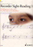 Kember, John / Bowman, Peter - Recorder Sight-Reading 1 -
