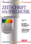 Tenta, Philipp - Eine kleine Heurigenmusik - SSB