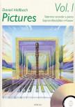 Hellbach, Daniel - Pictures Vol. 1 - Sopranblockflöte und Klavier + CD