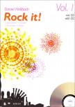 Hellbach, Daniel - Rock it! Vol.1 - 3  treble recorder + CD
