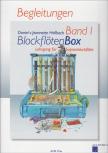 Hellbach, Daniel - BlockflötenBox  1 - accompaniment