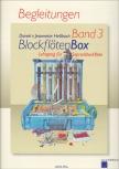 Hellbach, Daniel - BlockflötenBox 3 -  Klavierbegleitungen