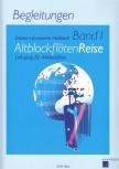 Hellbach, Daniel und Jeanette - AltblockflötenReise 1 - Klavier-Begleitheft