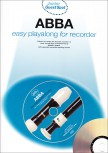 ABBA - Easy Playalong For Recorder  Sopranblockflöte + CD